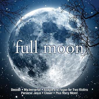 Full Moon / O.S.T. - Full Moon / O.S.T. [CD] USA import
