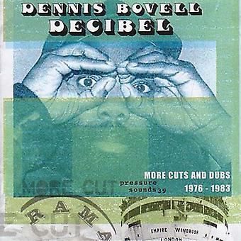 Dennis Bovell - Decibel-1976-83 mere nedskæringer fra Dennis Bovell [Vinyl] USA import