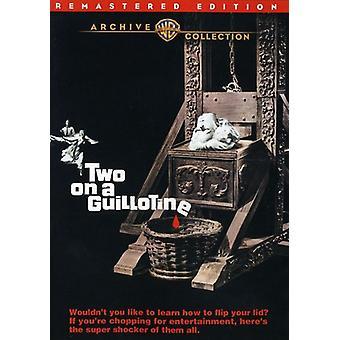 Twee op een Guillotine [DVD] USA importeren
