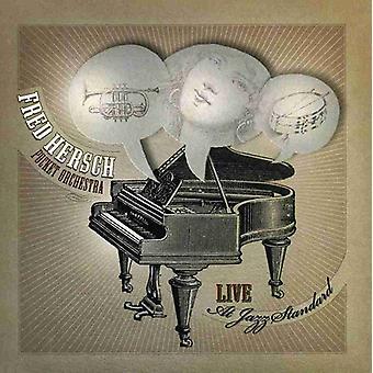 Hersch, Fred Pocket Orchestra - Live at Jazz Standard [CD] USA import