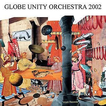 Globe enhed orkester - Globe enhed 2002 [CD] USA importerer