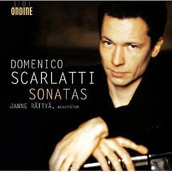 A. Scarlatti - Scarlatti: Sonater [CD] USA import