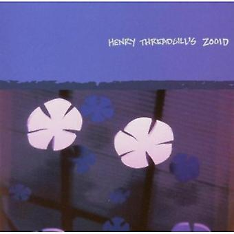 Zooid - Up Popped the Two Lips [CD] USA import