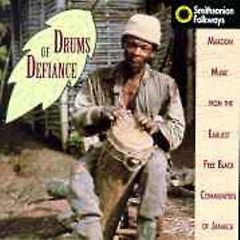 Trommer af Defiance - trommer af Defiance [CD] USA importerer