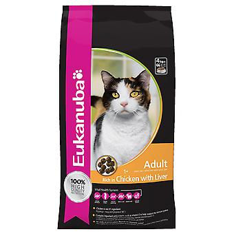 Eukanuba Cat Adult Chicken & Liver 4kg