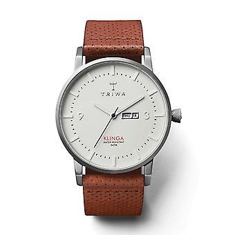 Triwa Unisex Watch wristwatch KLST101-CD010212 dawn Klinga leather