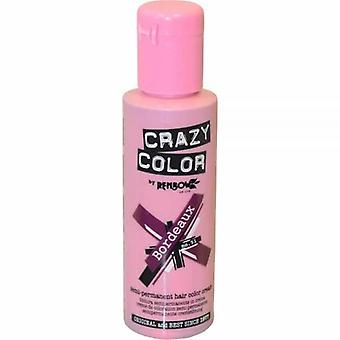 Crazy Color Crazy Color – Bordeaux 100ml