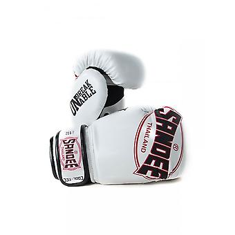 Sandee Cool-Tec Kids Muay Thai Boxing Gloves - White