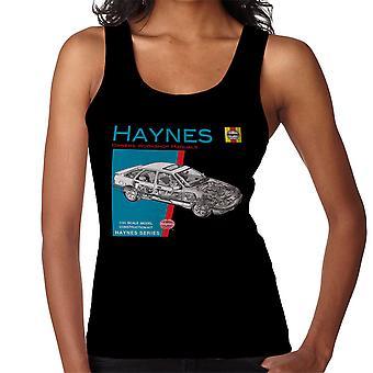 Haynes Owners Workshop Manual 0904 Ford Sierra V6 4 X 4 vrouwen Vest