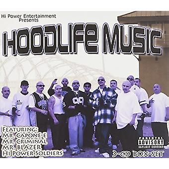 Hipower entretenimiento - importar de USA Hoodlife musical [CD]