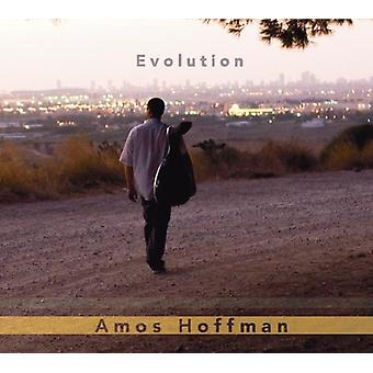 Amos Hoffman - importar de Estados Unidos evolución [CD]