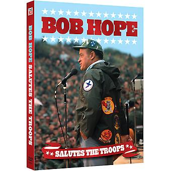 Bob Hope: Hylder tropper [DVD] USA importerer