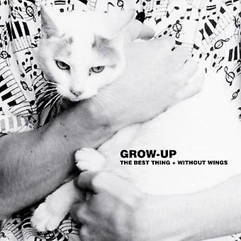 Grow Up - Best Thing/Without Wings [CD] USA import