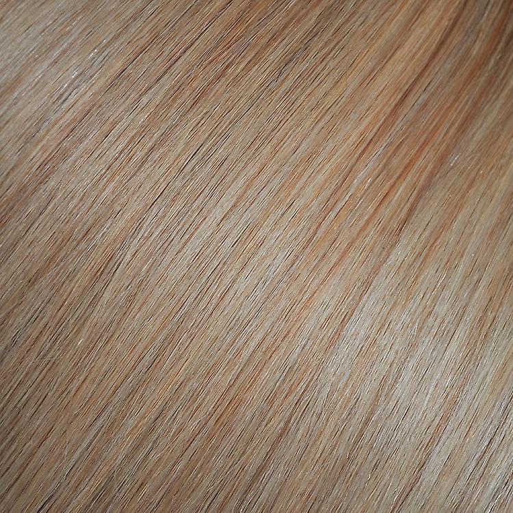 #22/18 - hell hellblond, Golden Blonde Mix, vollen Kopf, echte Clip in Hair Extensions - 100 % Remy, dreifach Schuß, dicken Menschenhaar