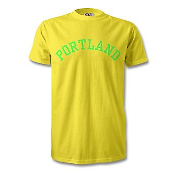 Portland College Style Kids T-Shirt