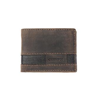 Chiemsee – Parker – trifold wallet – dark brown
