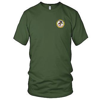 US Navy USS Runner Ozark Veterans Base Embroidered Patch - Kids T Shirt