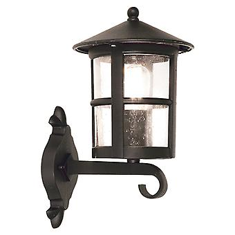 Elstead BL22/G Hereford Exterior Up Light Wall Lantern IP43