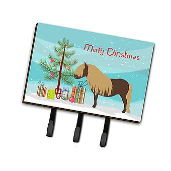 Shetland Pony Horse Christmas Leash or Key Holder