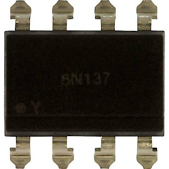 Lite-On 6N137S-TA1 SMD 8 Open collector