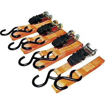 Double strap Low lashing capacity (single/direct)=125 null (L x W) 5 m x 25 mm