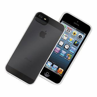 Griffin afsløre beskyttende tilfældet for Apple iPhone 5/5S (hvid)