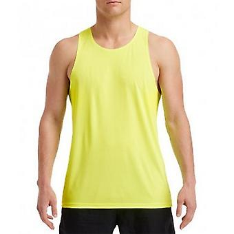 Gildan Mens Performance Racerback Vest
