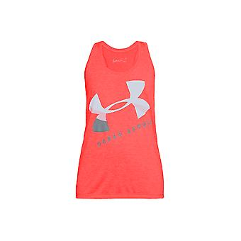 Under Armour Tech Graphic twist tank 1309896-819 Womens T-shirt