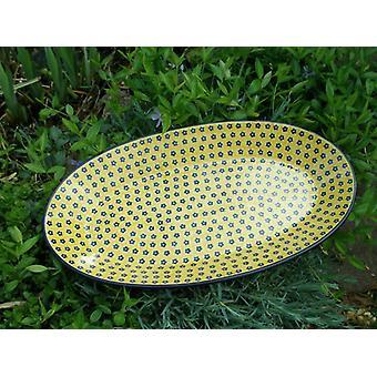 Platte, oval, 45,5 x 27 cm, Tradition 20 - BSN 60101