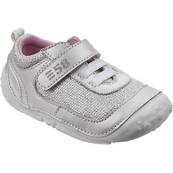 Hush Puppies Boys & Girls Livvy Toddler Casual One Strap Trainer Shoes