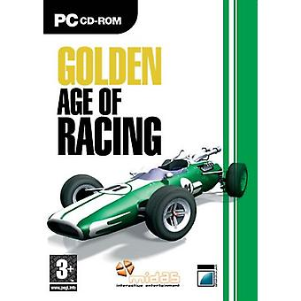 Golden Age of Racing (PC CD) - Factory Sealed