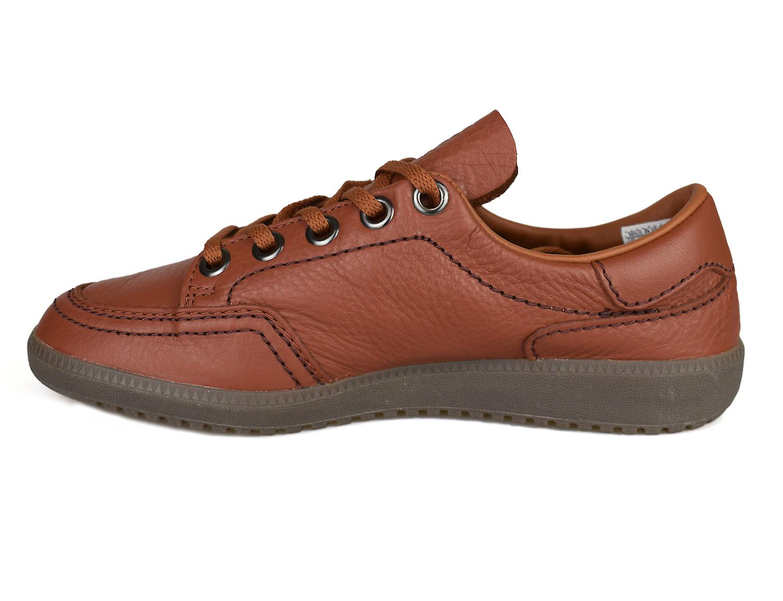 sale retailer adda1 7a473 Adidas Originals SPZL Spezial Garwen Brown Leather Trainers BA7724