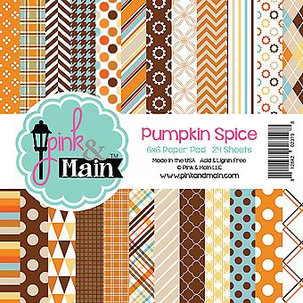 Pink & Main Double-Sided Cardstock 6