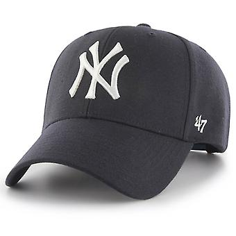 47 fire Snapback Cap - MVP New York Yankees navy