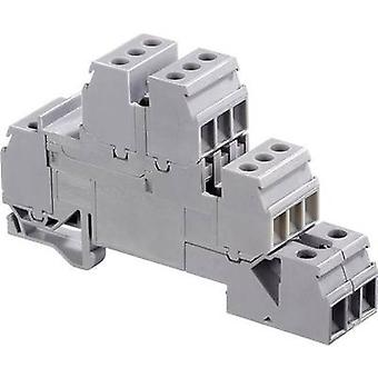ABB 1SNA 110 331 R2500 Industrial terminal bloque 17,8 mm tornillos configuración: L gris 1 PC
