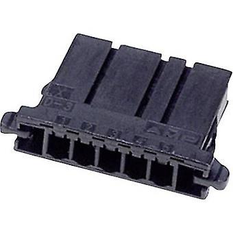 TE Connectivity Socket kabinet - kabel dynamisk 3000 serie samlede antal stifter 3 Kontakt afstand: 3,81 mm 1-178288-3 1 computer(e)