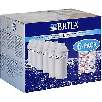 Filter cartridge Brita Classic 6er Pack 020569 Wh