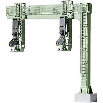 H0 Viessmann 4750 Signal structure 2-track Assembled