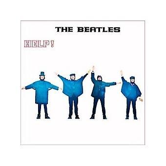 Beatles помочь альбом покрытия стальных знак
