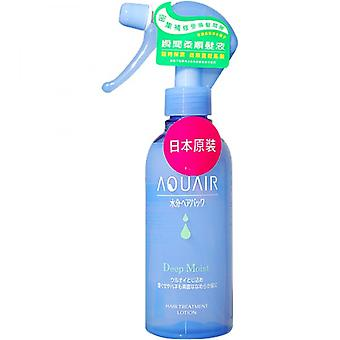 Shiseido Aquair Deep Moist Hair Treatment Lotion Spray 220ml