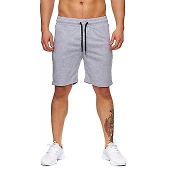 Tazzio fashion men's bermudas & shorts grey