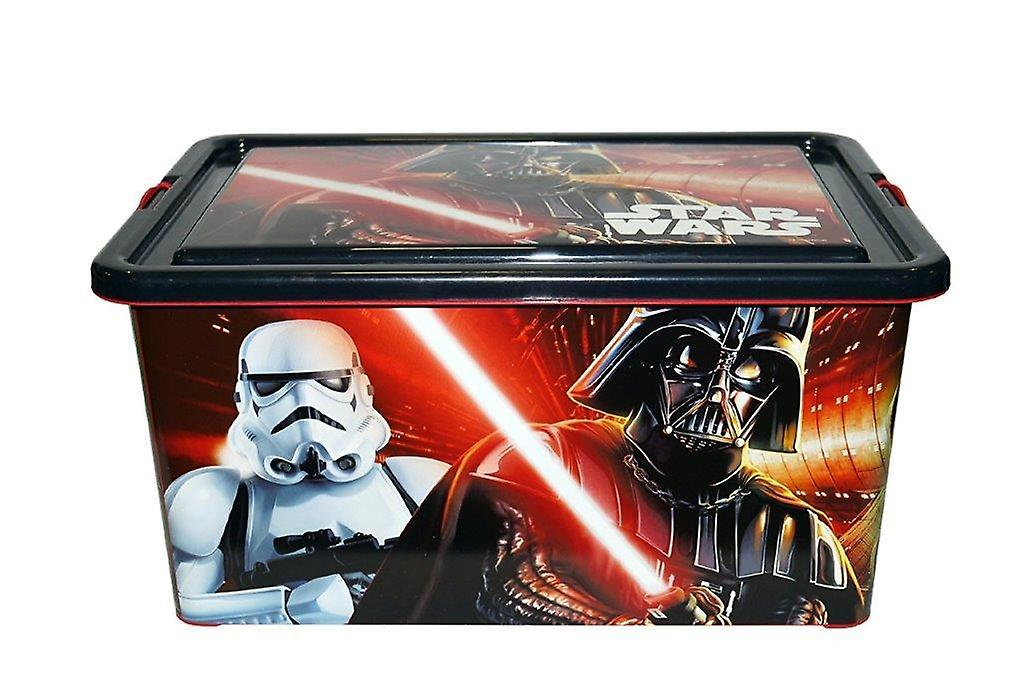 Star Wars toy store plast Box 23 Lt