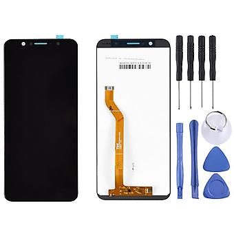 For ASUS Zenfone Max Pro (M1) ZB601KL / ZB602KL repair display LCD complete unit touch Black replacement