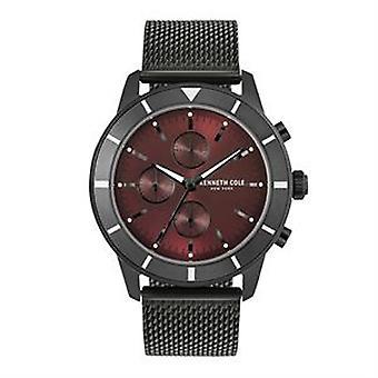 Kenneth Cole New York men's watch wristwatch stainless steel KC50573003
