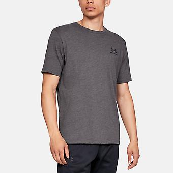 Under Armour Sportstyle linker borst T-shirt-AW19