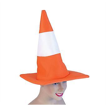 Sombrero de cono de tráfico Bnov