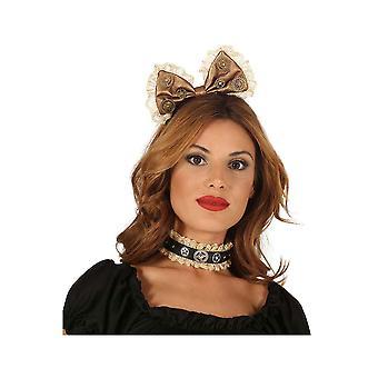 Hair accessories  Steampunk Hair Band for Ladies