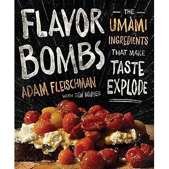 Saveur des bombes - les ingrédients de l'Umami qui font goût explosent par Adam F