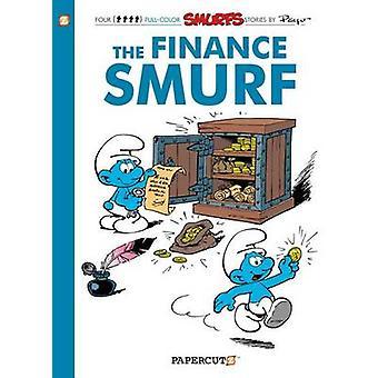 Le Schtroumpf finances par Peyo - livre 9781597077255