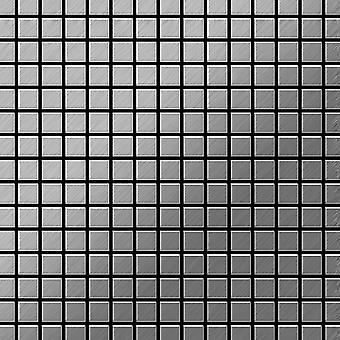 Mozaïek van massief metaal Edelstaal ALLOY Mosaic-S-S-MB
